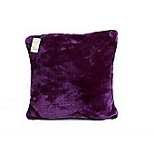 Dreamscene Luxuriously Soft Mink Cushion Cover 45x45cm Unfilled