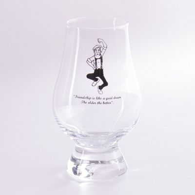Glencairn Granpaw's Official Scottish Whisky Glass Special Edition 170ml