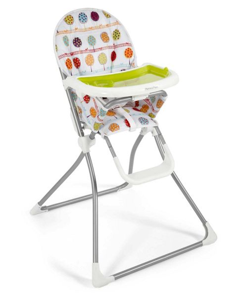 Mamas & Papas - Bon Bon Highchair - Dotty Tree