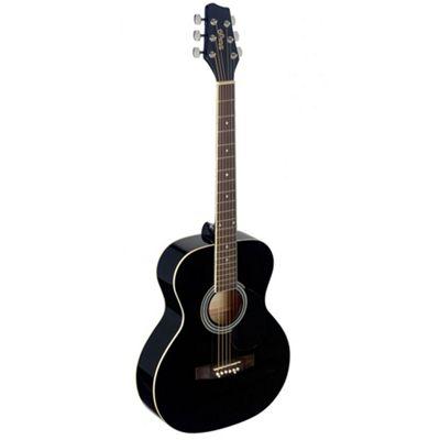 Stagg Full Size Auditorium Acoustic Guitar - Black