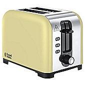 Russell Hobbs Maddison Cream Toaster