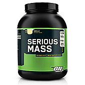 Optimum Nutrition Serious Mass 2.7kg - Vanilla