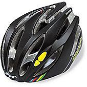 SH+ Natt Helmet: Soft Black L/XL.