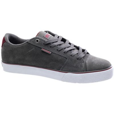 Emerica Hsu 2 Low Dark Grey/White Shoe