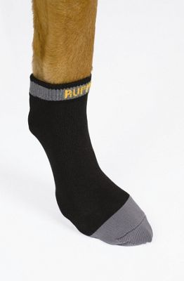 Ruff Wear Bark'n Boots? Liners? Dog Boot in Granite Grey - Small - Medium (6.4cm - 7cm W)