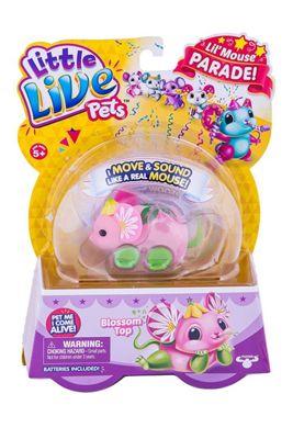 Little Live Pets - Lil Mouse Parade S4 -