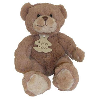 Historie D'ours Chestnut Soft Bear, 25cm
