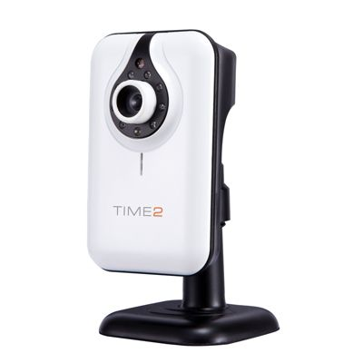 time2 720P HD Smart Home WIFI IP Security Camera - Day and Night Monitoring