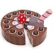 Le Toy Van Honeybake Chocolate Gateau