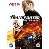Transporter Refuelled DVD