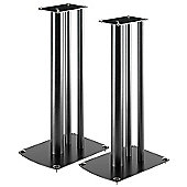 SOUNDSTYLE Z2ii SPEAKER STANDS (SILVER) (PAIR)