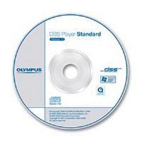 Olympus DSS Player Standard Transcription Module Software
