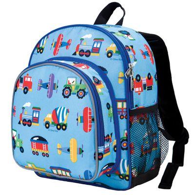 Toddler Backpacks- Transport