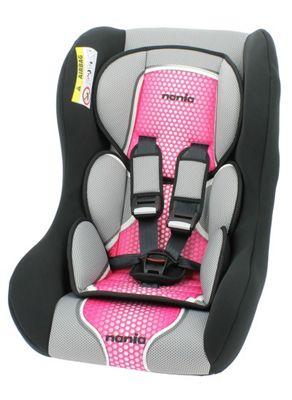 Trio Group 0-1-2 Car Seat, Pink