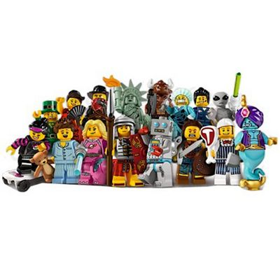LEGO Minifigures Series 6 8827