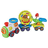 VTech Toot-Toot Animals Train