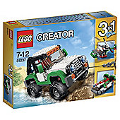 LEGO Creator Adventure Vehicles 31037