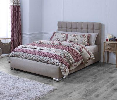 Catherine Lansfield Gatsby Fudge Bed Frame - Single