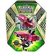 Pokemon Summer Tin 2017 - Island Guardians - Tapu Bulu GX Tin