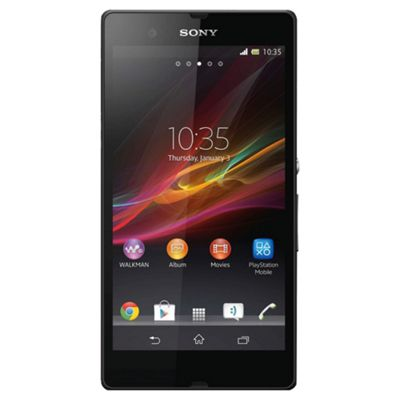 Sony Xperia™ Z Black