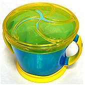Munchkin Snack Catcher Blue/Yellow