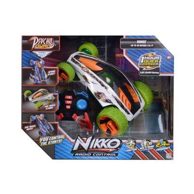 Nikko Psycho Gyro Pro Green Car