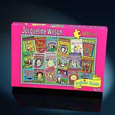 Jacqueline Wilson - Brilliant Books - 250pc Puzzle