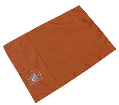 Terracotta Diamante Starburst Placemat