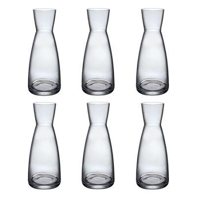 Bormioli Rocco Ypsilon Flower Vase 550ml - Pack of 6