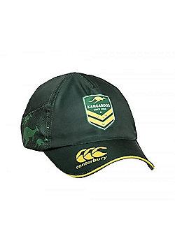 Canterbury Australia Kangaroos Rugby Training Cap 2017 - Green