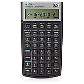 HP 10bII+ Pocket Financial calculator Black