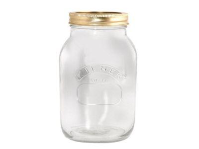 Kilner 0.5 Litre Preserve Jars