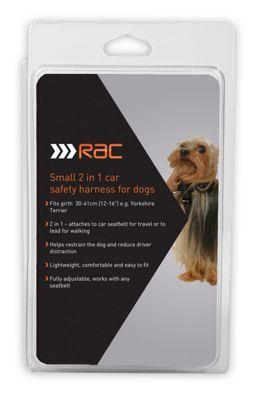 RAC Car Harness (Small)