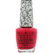 OPI Hello Kitty Nail Lacquer 15ml - Spoken From The Heart