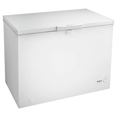 Hotpoint RCNAA250P Chest Freezer, 100cm, A+ Energy Rating, White