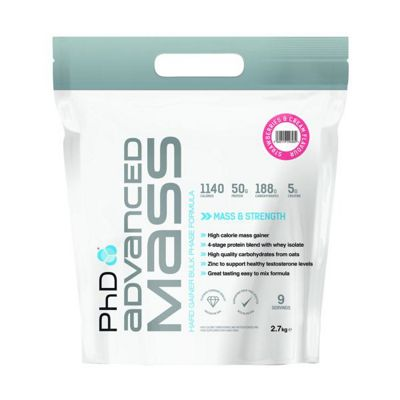 PhD Synergy ISO-7 All In One 2kg - Banana