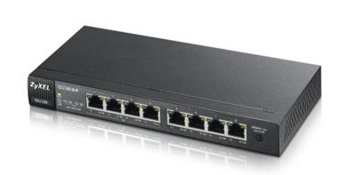 ZyXEL GS1100-8HP 8-Port GbE Unmanaged Switch