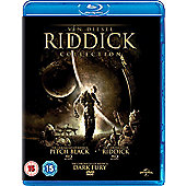 Riddick: The Collection (Blu-ray Boxset)