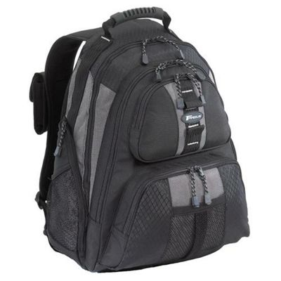 Targus Sport Notebook Backpack (Black/Silver)