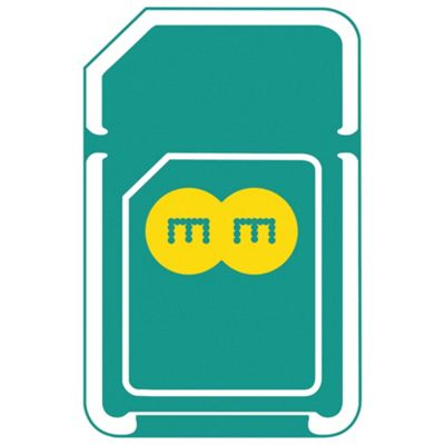 EE 4G 2GB Data SIM Card Nano Pay as You Go