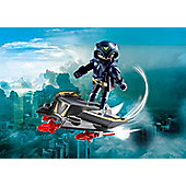 Playmobil Sky Knight with Jet