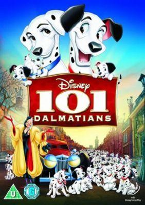 Disney: 101 Dalmatians (DVD)