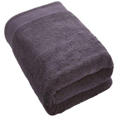 Retreat Bath Towel 69X137 - Midnight