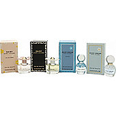 Marc Jacobs Daisy Gift Set 4 x 4ml (Daisy + Daisy Eau So Fresh + Daisy Dream + Daisy Dream Forever) For Women