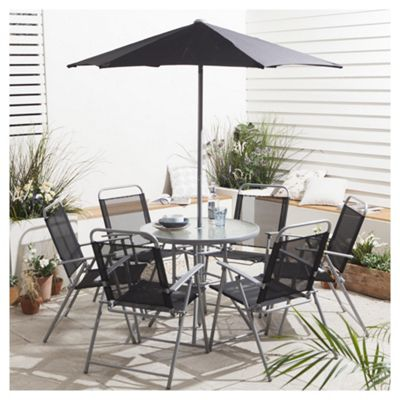 hawaii garden furniture set 8 piece - Rattan Garden Furniture Tesco