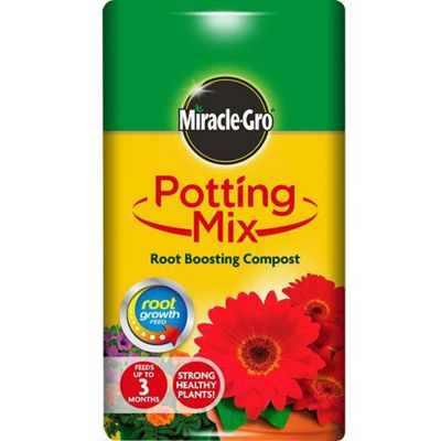 Miracle Gro Potting Mix - Root Boosting Compost - 20 Litre