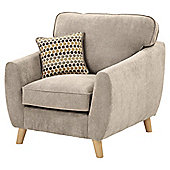 Dalston Armchair, Taupe