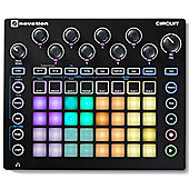 Novation Circuit Grid Based Polysynth And Drum Machine