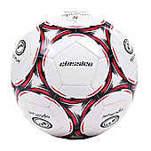 Optimum Classico Football Soccer Ball White/ Red - 3