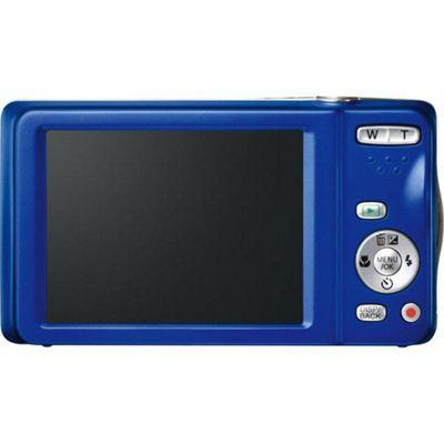 Fuji FinePix T400 Camera Blue 16MP 10xZoom 3.0LCD 720pHD 28mm Wide Lens